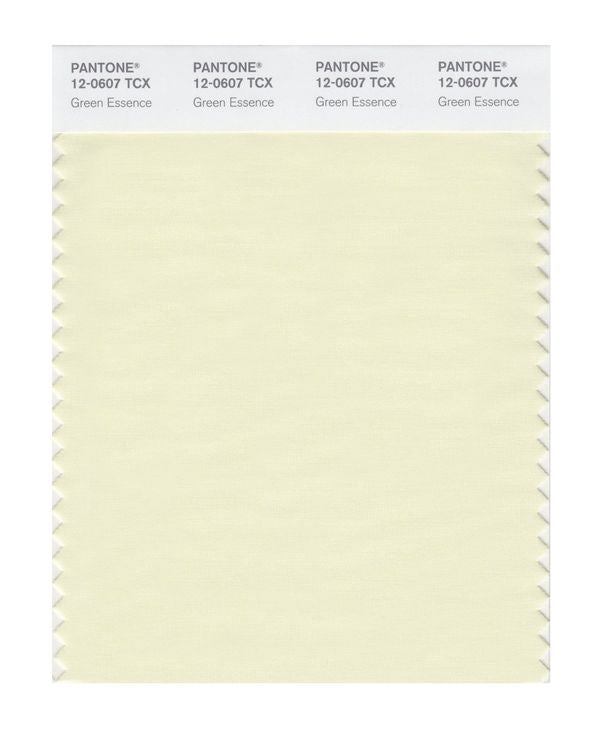PANTONE SMART swatch 12-0607 TCX Green Essence