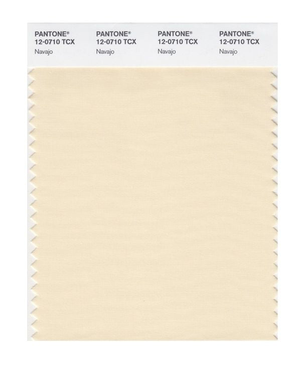 PANTONE SMART swatch 12-0710 TCX Navajo