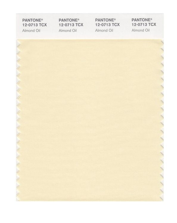 PANTONE SMART swatch 12-0713 TCX Almond Oil