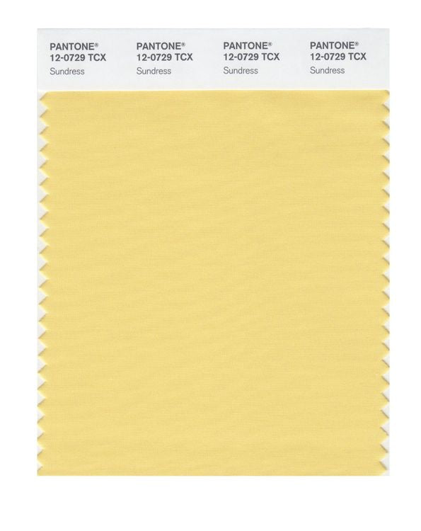 PANTONE SMART swatch 12-0729 TCX Sundress