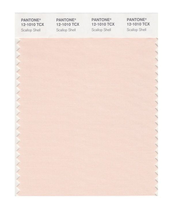 PANTONE SMART swatch 12-1010 TCX Scallop Shell