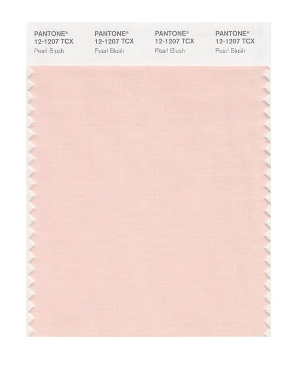 PANTONE SMART swatch 12-1207 TCX Pearl Blush