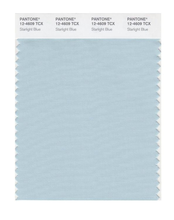 PANTONE SMART swatch 12-4609 TCX Starlight Blue