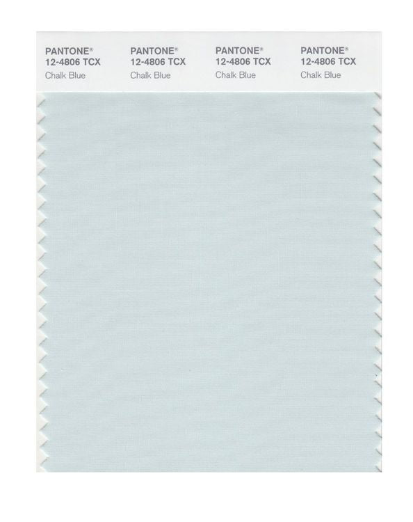 PANTONE SMART swatch 12-4806 TCX Chalk Blue