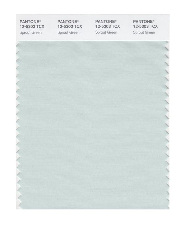 PANTONE SMART swatch 12-5303 TCX Sprout Green