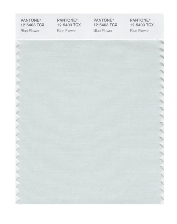 PANTONE SMART swatch 12-5403 TCX Blue Flower