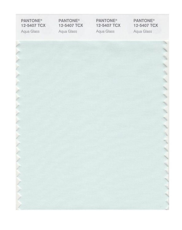 PANTONE SMART swatch 12-5407 TCX Aqua Glass
