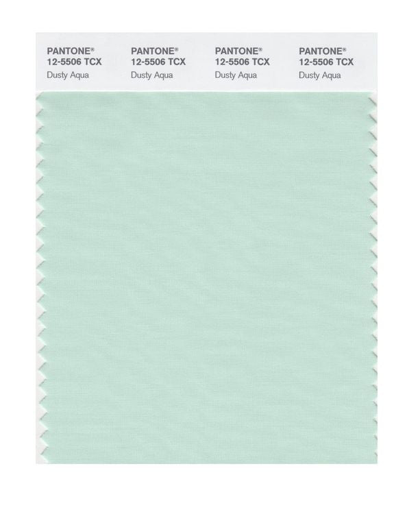 PANTONE SMART swatch 12-5506 TCX Dusty Aqua