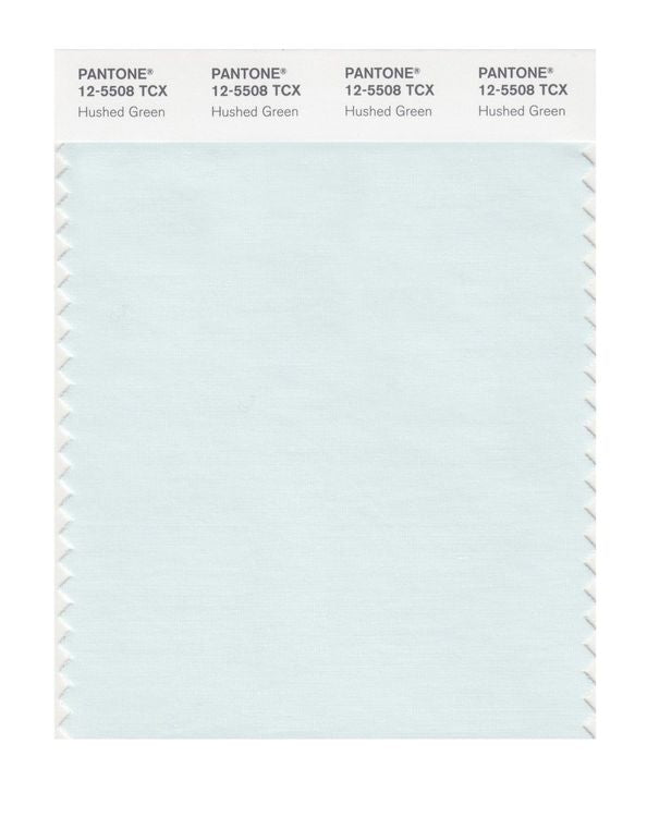 PANTONE SMART swatch 12-5508 TCX Hushed Green