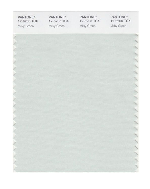 PANTONE SMART swatch 12-6205 TCX Milky Green
