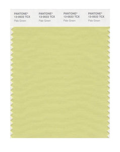 PANTONE SMART swatch 13-0522 TCX Pale Green