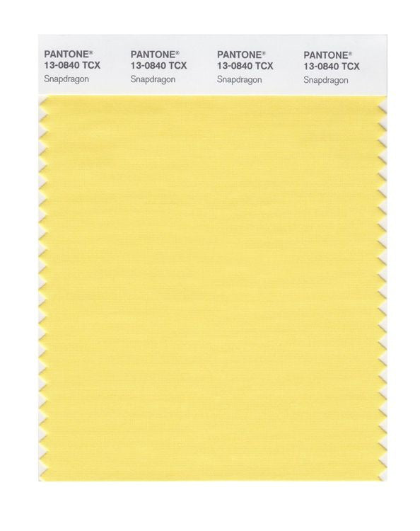 PANTONE SMART swatch 13-0840 TCX Snapdragon