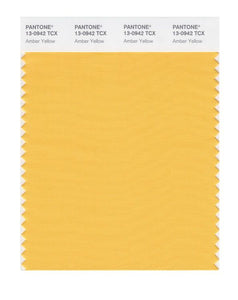 PANTONE SMART swatch 13-0942 TCX Amber Yellow