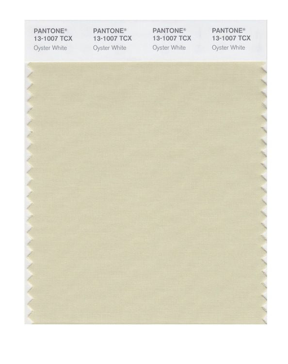 PANTONE SMART swatch 13-1007 TCX Oyster White