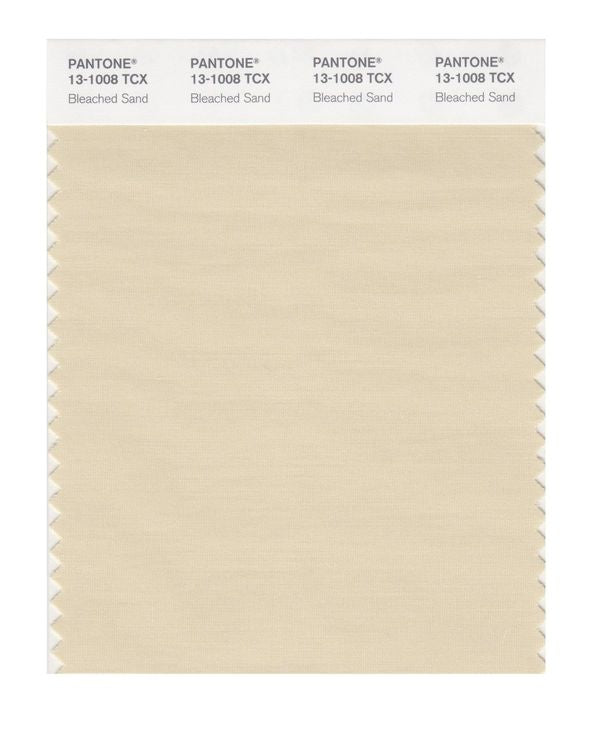 PANTONE SMART swatch 13-1008 TCX Bleached Sand