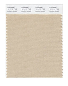 PANTONE SMART swatch 13-1012 TCX Frosted Almond