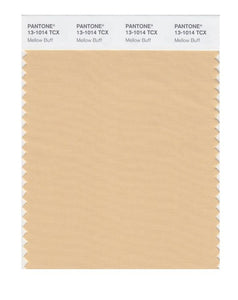 PANTONE SMART swatch 13-1014 TCX Mellow Buff