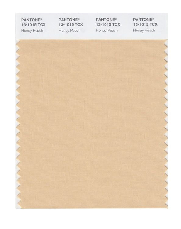 PANTONE SMART swatch 13-1015 TCX Honey Peach