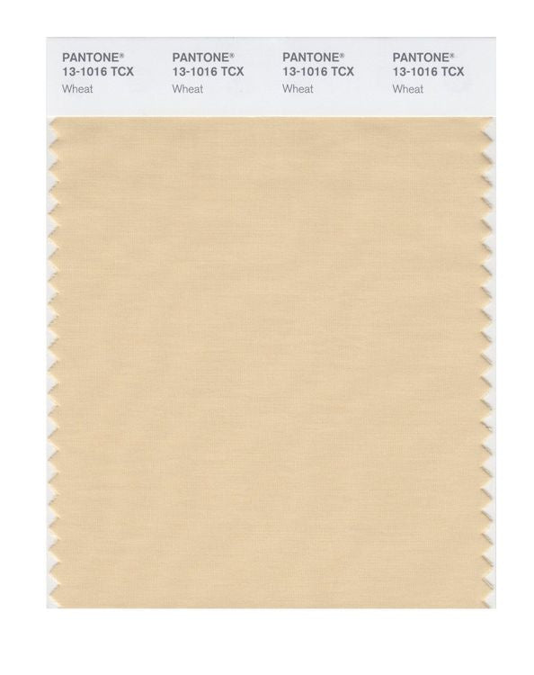 PANTONE SMART swatch 13-1016 TCX Wheat