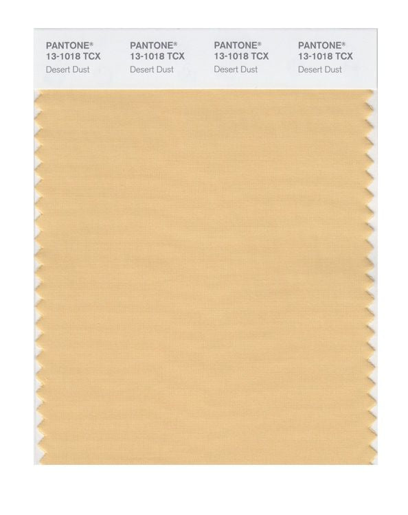 PANTONE SMART swatch 13-1018 TCX Desert Dust