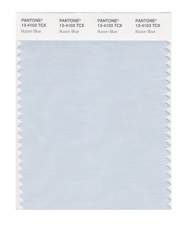 PANTONE SMART swatch 13-4103 TCX Illusion Blue