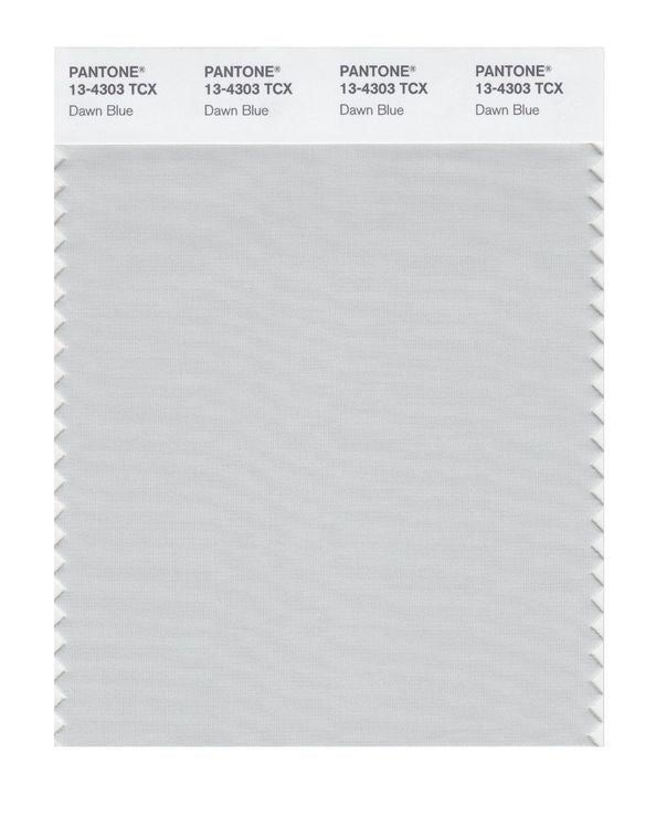 PANTONE SMART swatch 13-4303 TCX Dawn Blue