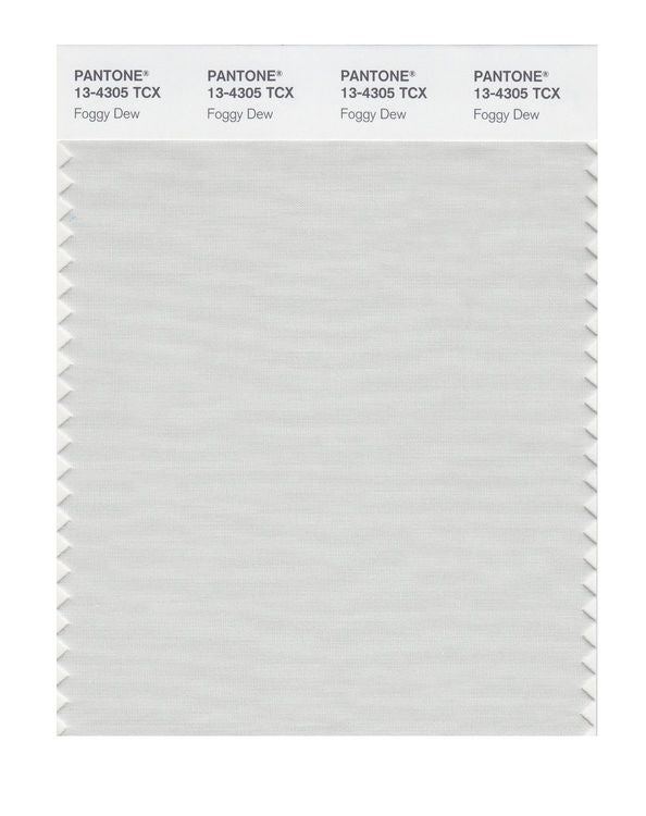 PANTONE SMART swatch 13-4305 TCX Foggy Dew