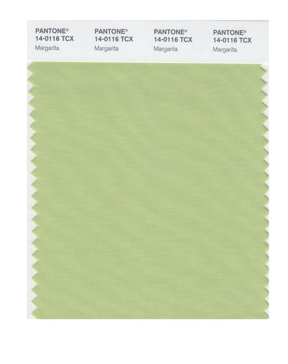 PANTONE SMART swatch 14-0116 TCX Margarita