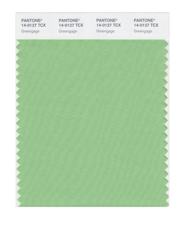 PANTONE SMART swatch 14-0127 TCX Greengage