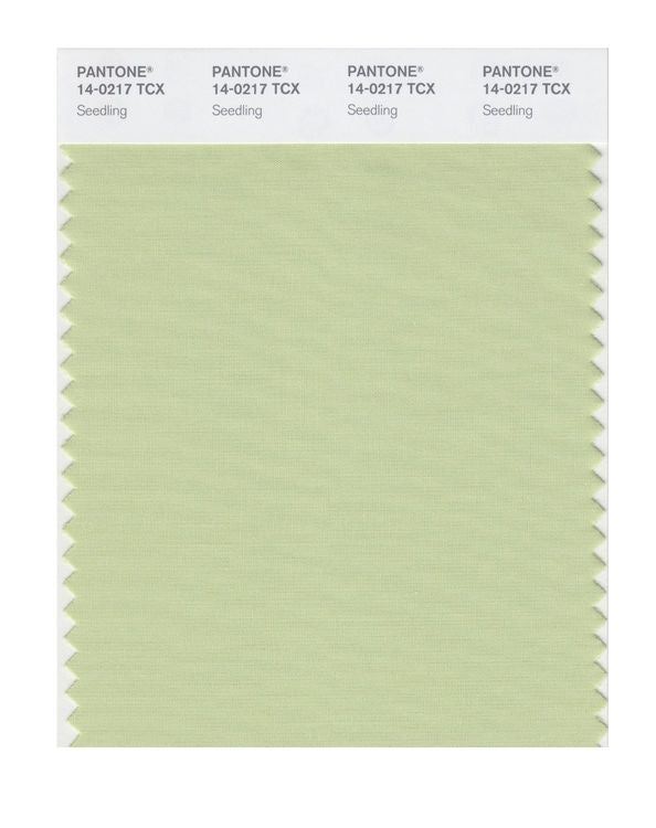 PANTONE SMART swatch 14-0217 TCX Seedling