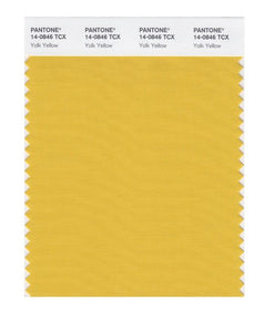PANTONE SMART swatch 14-0846 TCX Yolk Yellow
