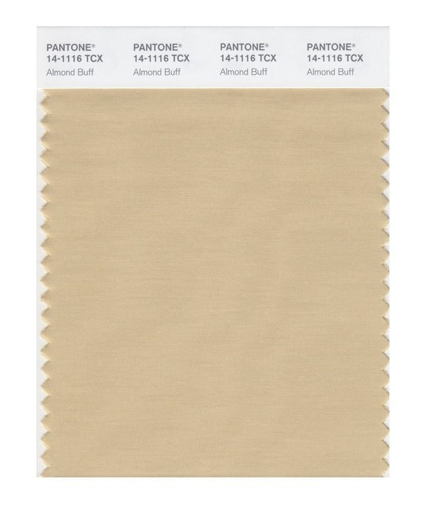 PANTONE SMART swatch 14-1116 TCX Almond Buff