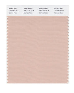 PANTONE SMART swatch 14-1310 TCX Cameo Rose