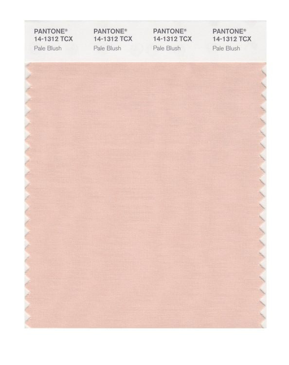 PANTONE SMART swatch 14-1312 TCX Pale Blush