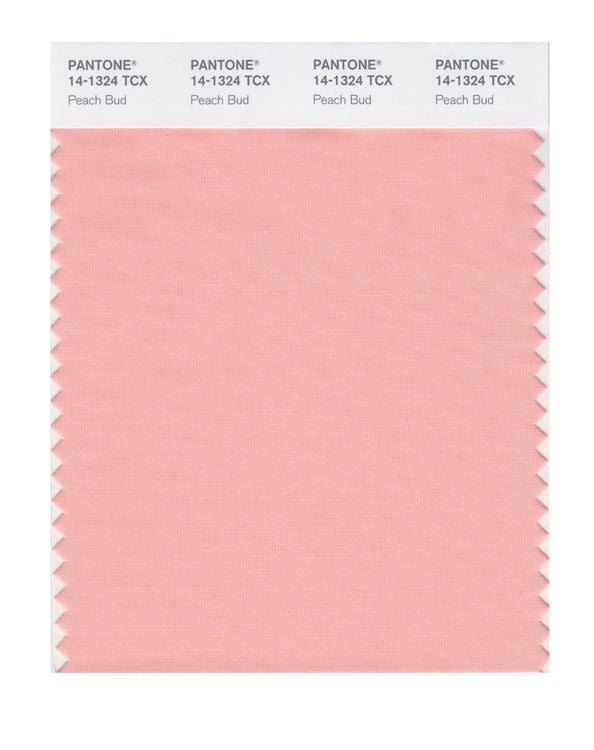 PANTONE SMART swatch 14-1324 TCX Peach Bud