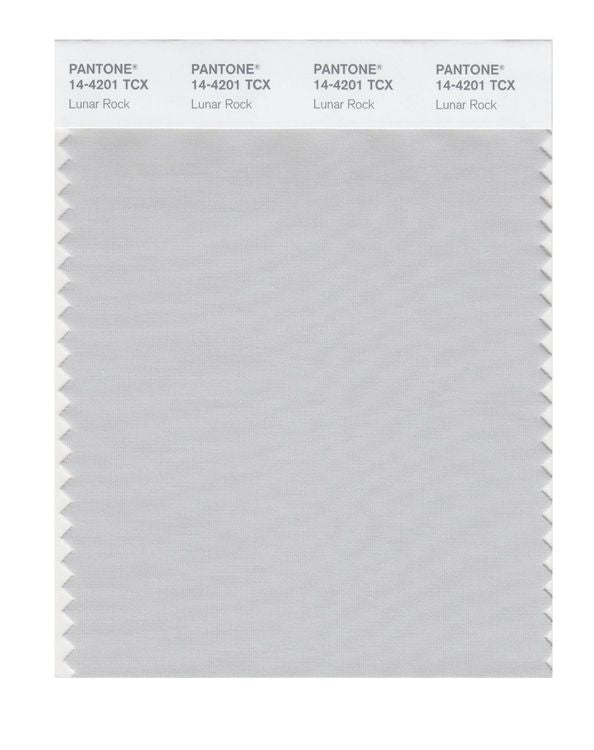 PANTONE SMART swatch 14-4201 TCX Lunar Rock