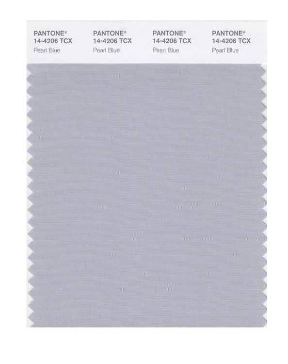 PANTONE SMART swatch 14-4206 TCX Pearl Blue