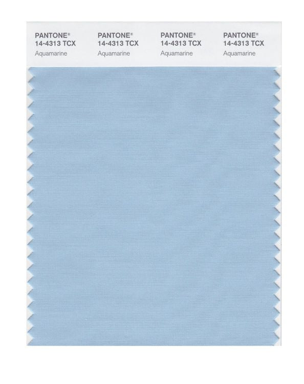 PANTONE SMART swatch 14-4313 TCX Aquamarine