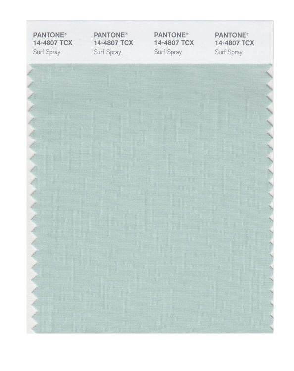 PANTONE SMART swatch 14-4807 TCX Surf Spray