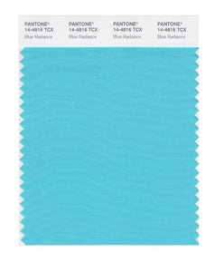 PANTONE SMART swatch 14-4816 TCX Blue Radiance