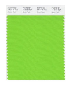 PANTONE SMART swatch 15-0146 TCX Green Flash