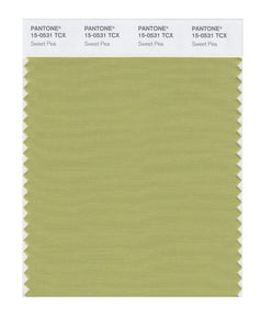 PANTONE SMART swatch 15-0531 TCX Sweet Pea