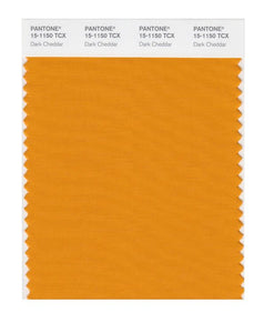 PANTONE SMART swatch 15-1150 TCX Dark Cheddar