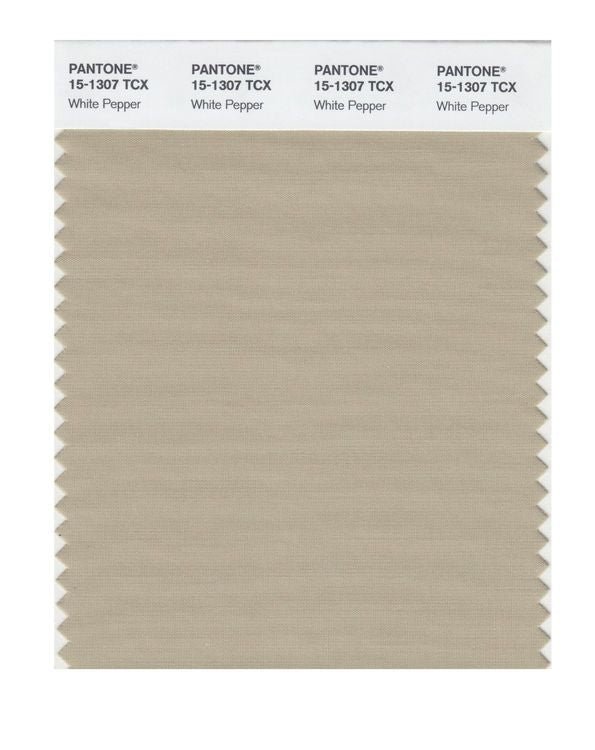 PANTONE SMART swatch 15-1307 TCX White Pepper