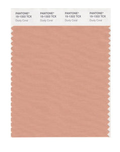 PANTONE SMART swatch 15-1322 TCX Dusty Coral