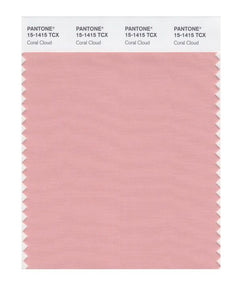 PANTONE SMART swatch 15-1415 TCX Coral Cloud