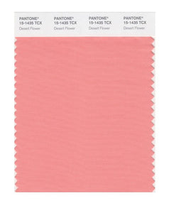 PANTONE SMART swatch 15-1435 TCX Desert Flower