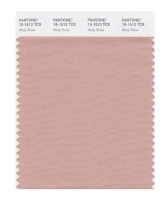 PANTONE SMART swatch 15-1512 TCX Misty Rose
