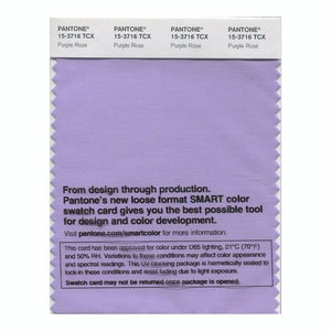 PANTONE SMART swatch 15-3716 TCX Purple Rose