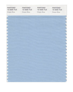 PANTONE SMART swatch 15-4005 TCX Dream Blue